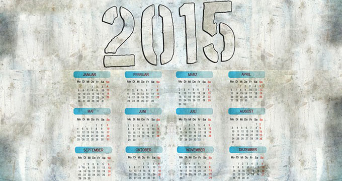 media editorial calendar