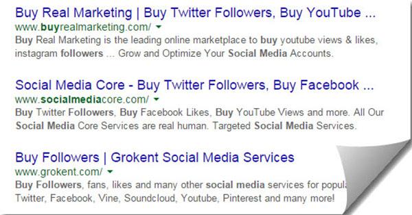buy social media fans